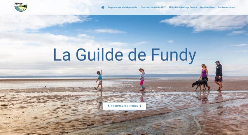 Fundy Guild, New Brunswick