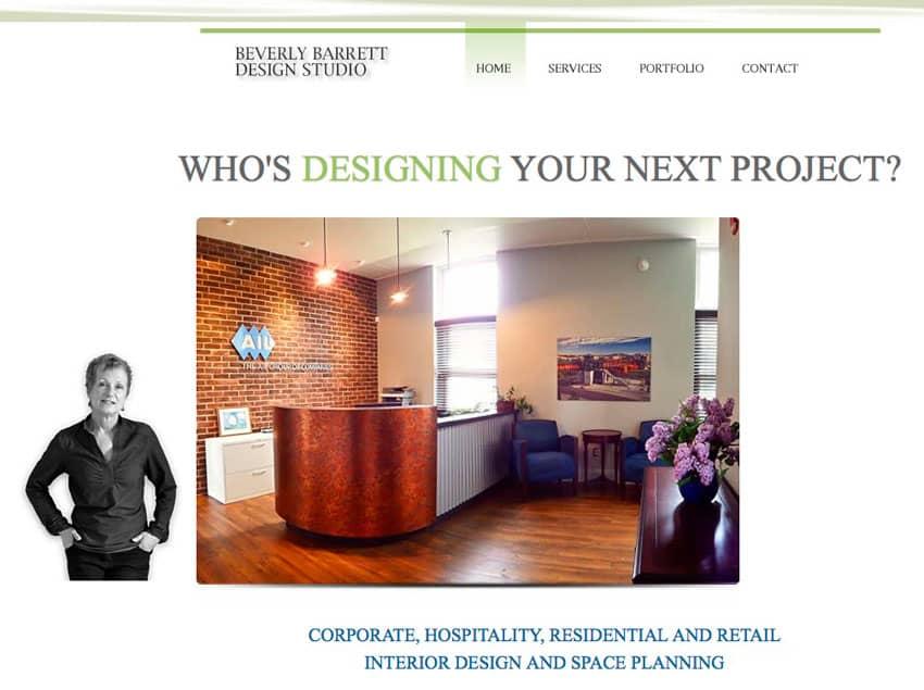 moncton interior designer beverly barrett