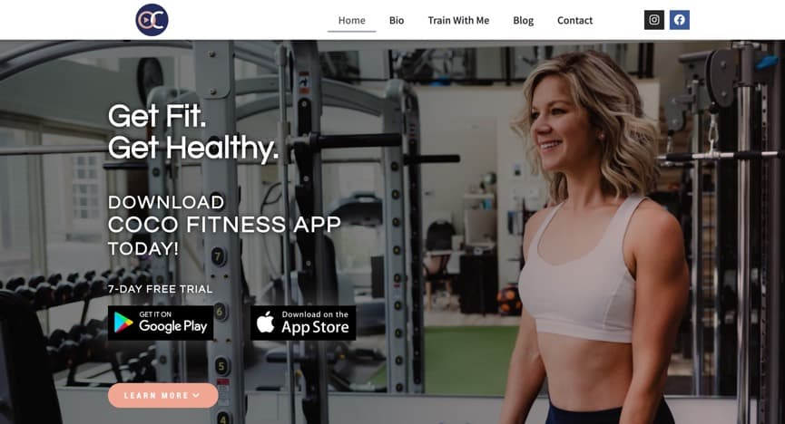 fitness trainer dieppe moncton
