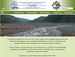 UNESCO Fundy Biosphere Reserve
