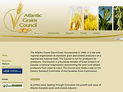 Atlantic Grains Council, Moncton