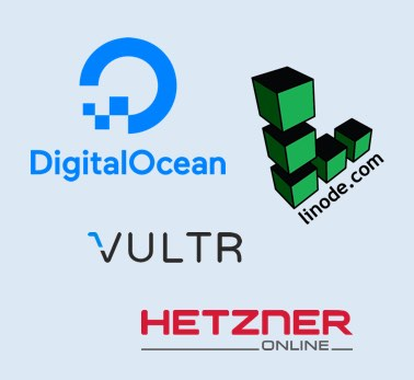 managed digitalocean linode vultr hetzner servers